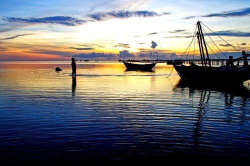 Ham Ninh fishing village in Phu Quoc