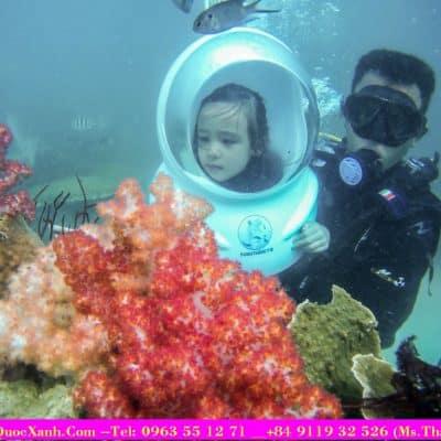 Phu Quoc Seawalker Tour