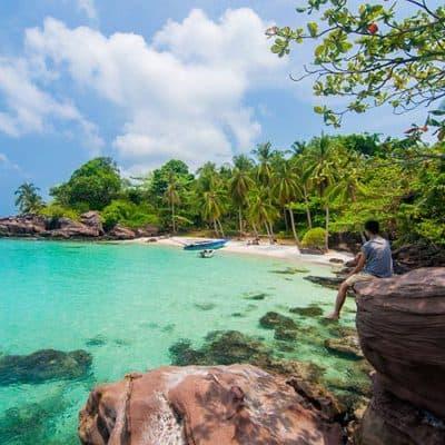 Mong Tay Island Snorkeling Fishing Tour ( Fingernail Island Tour)