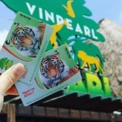 Phu Quoc Vinpearl Safari ticket