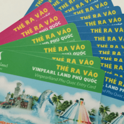 Vinpearl Land Phu Quoc Amusement Park Ticket