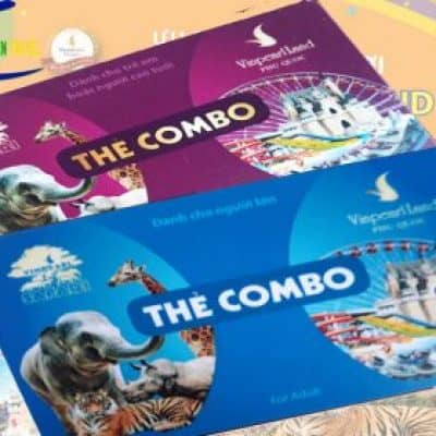 Phu Quoc Vinpearl Land and Vinpearl Safari Combo ticket
