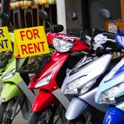 Phu Quoc Mortorbike Rental Service