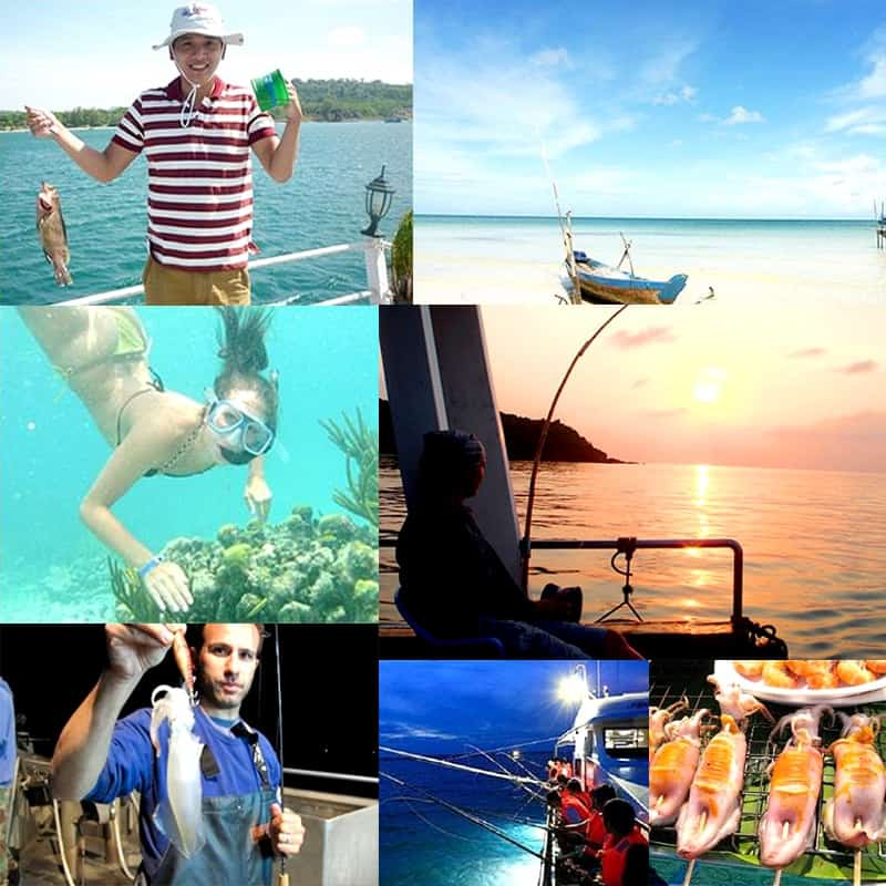 Fishing in Phu Quoc