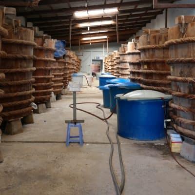 Phu Quoc fishsauce factory