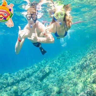 Tour Lặn Ngắm San Hô Phú Quốc 1 Ngày Kết Hợp Thăm Quan Nam Đảo