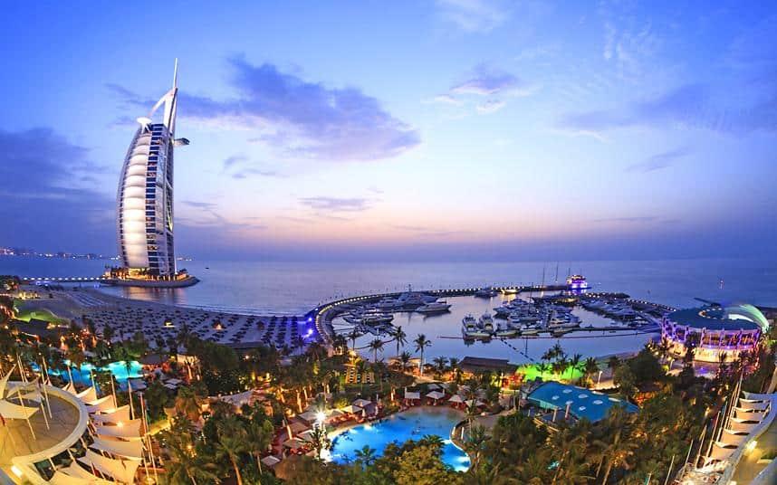 Dubai_du xuan