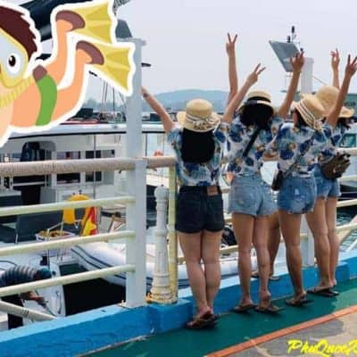Tour Câu Cá Lặn Ngắm San Hô Bắc Đảo Phú Quốc