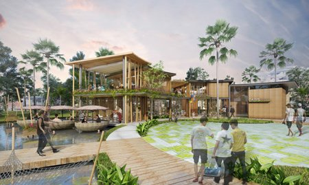 nha hang Novotel Phu Quoc Resort