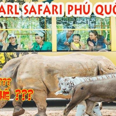 Tour Du Lịch Phú Quốc 4 Ngày Vui Chơi Vinpearl land và Vinpearl Safari
