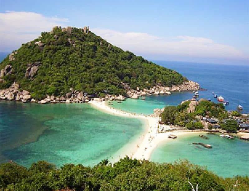 Toàn cảnh đảo Phú Quốc