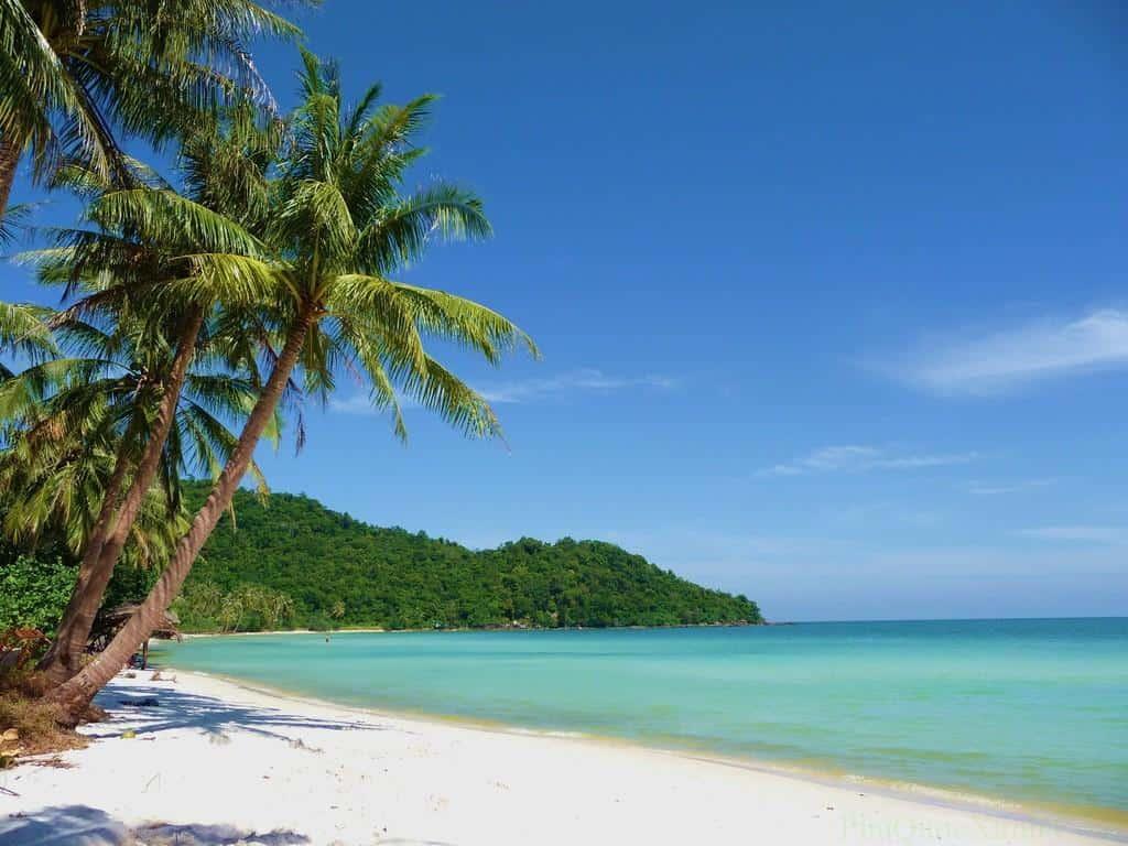 Bãi Sao, bãi biển yên tĩnh và hoang sơ