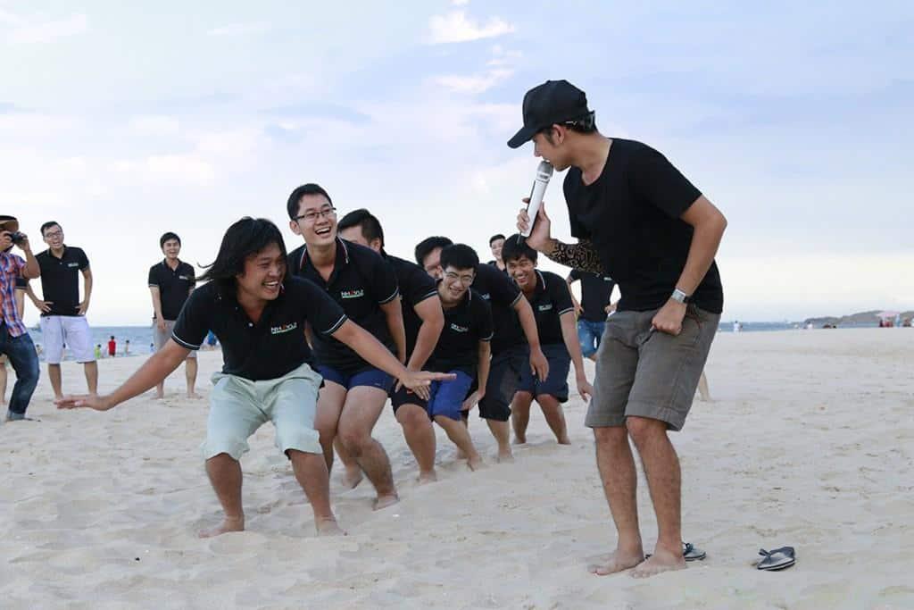 team building du lich phu quoc