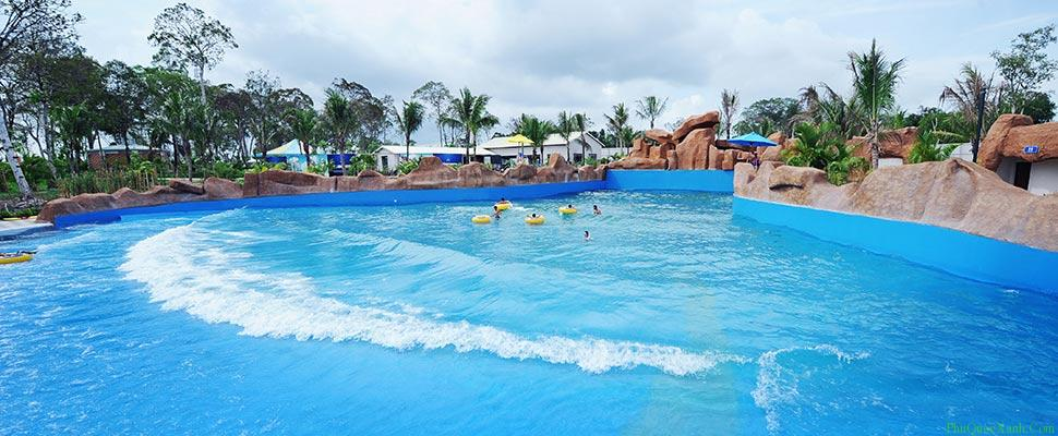 be tao song vinpearl phu quoc