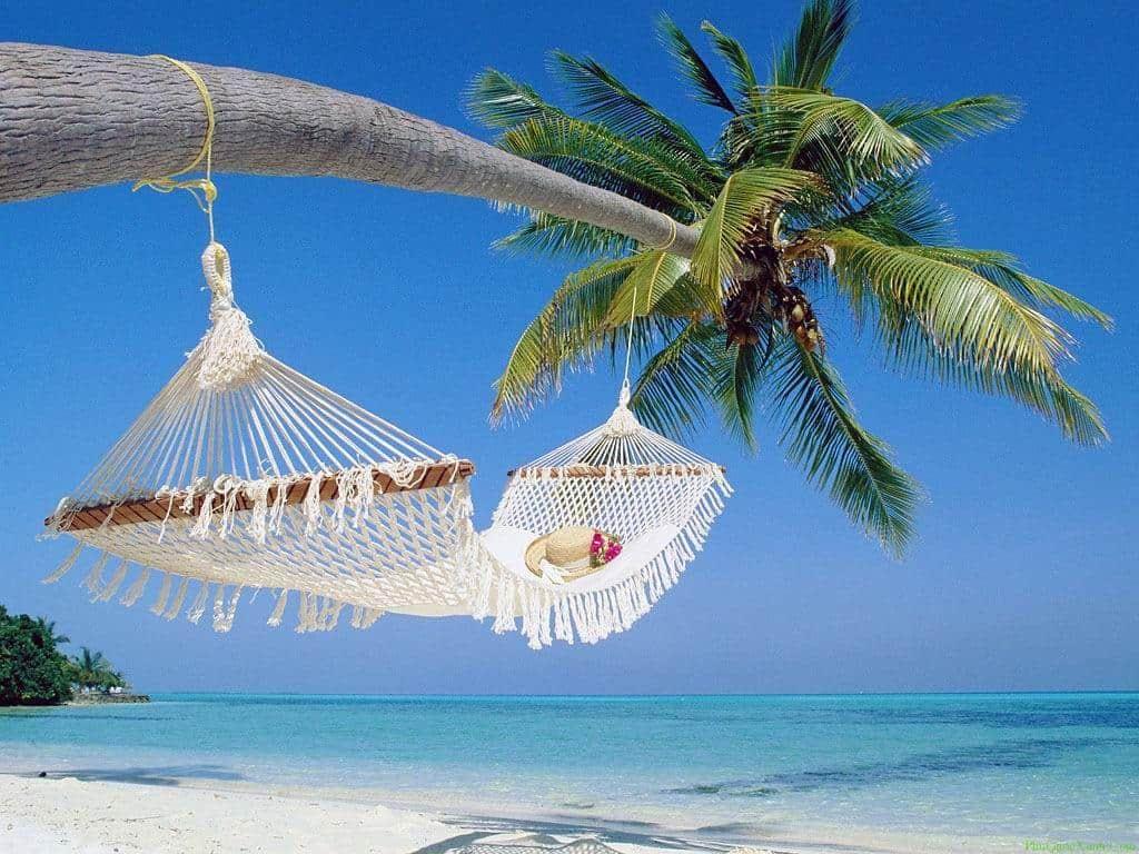 Biển Phú Quốc nổi tiếng với nước trong xanh cùng bãi cát dài trắng mịn