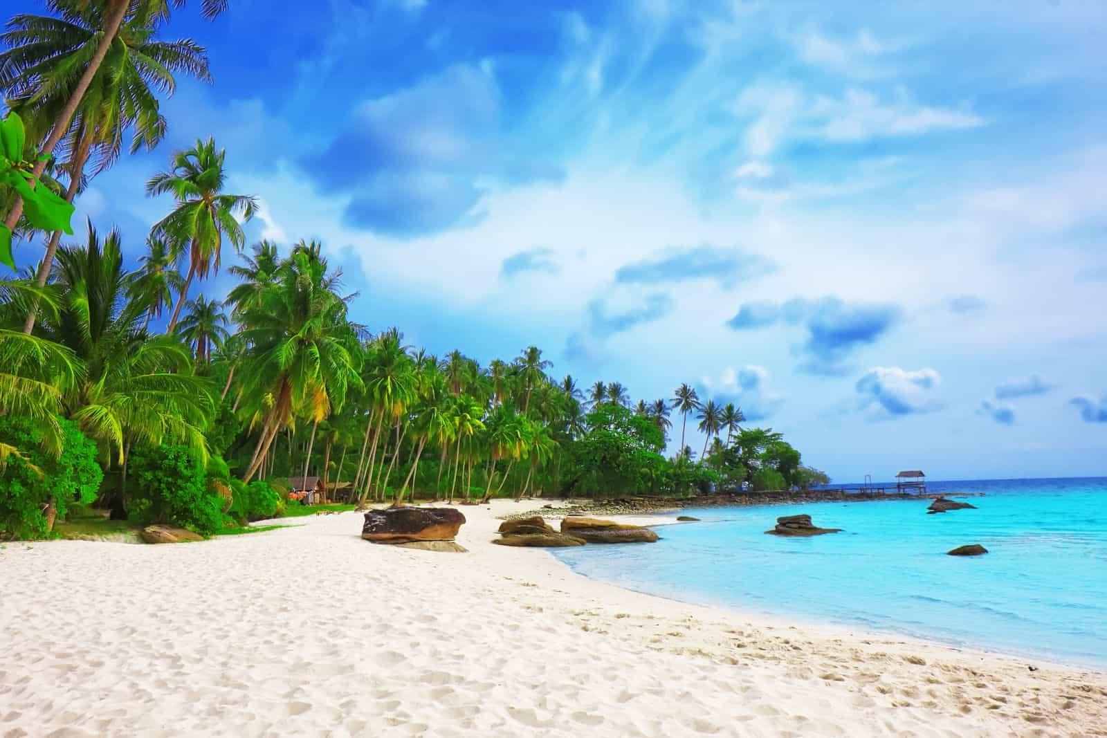 Những thiên đường thu nhỏ xung quanh biển Phú Quốc (phần 1)