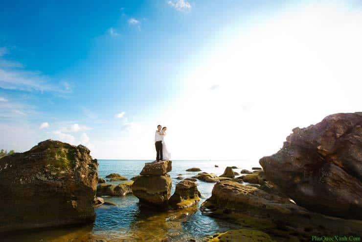 Chụp ảnh cưới tại Phú Quốc (2)