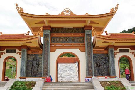cổng chùa