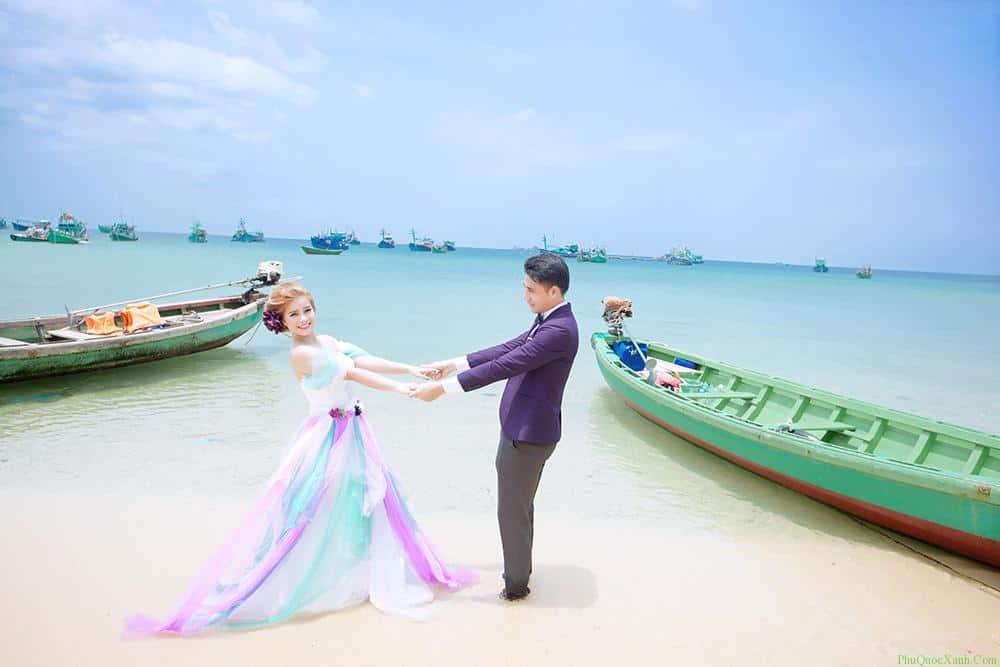 Ảnh cưới ở Phú Quốc
