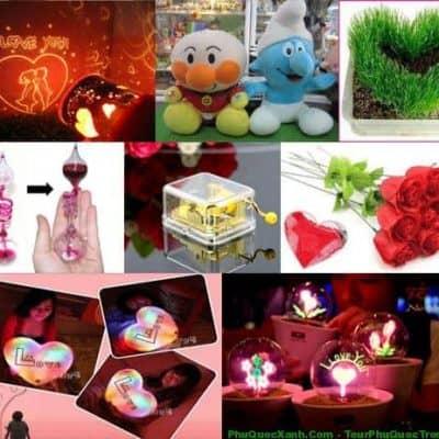 Tình thêm đậm đà bằng quà Valentine độc đáo