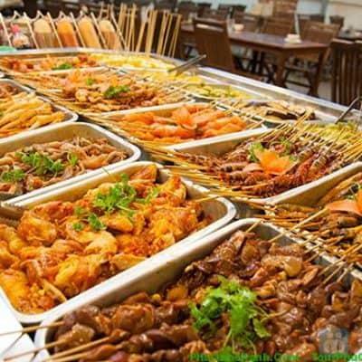 Thưởng thức tiệc buffet hải sản ở Phú Quốc, bạn đã thử chưa?
