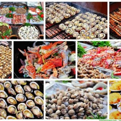 Ăn hải sản ngập răng không lo về giá ở Phú Quốc