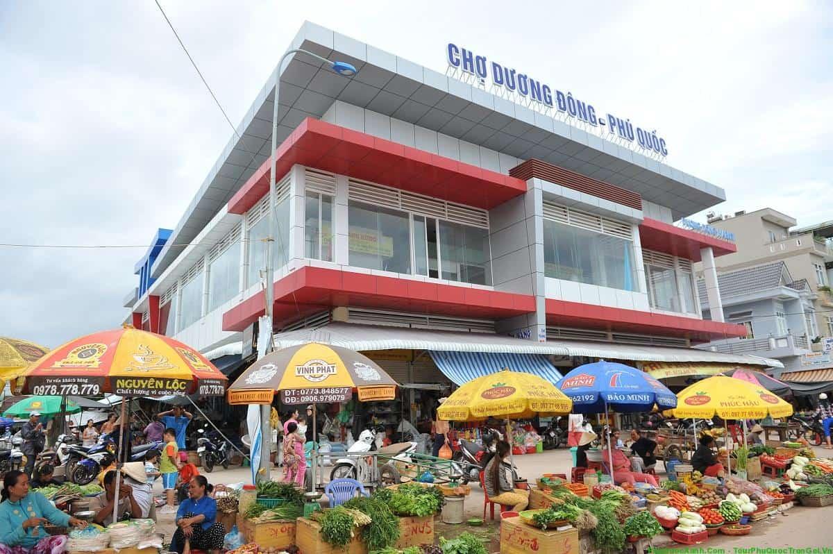 Kết quả hình ảnh cho Chợ Dương Đông