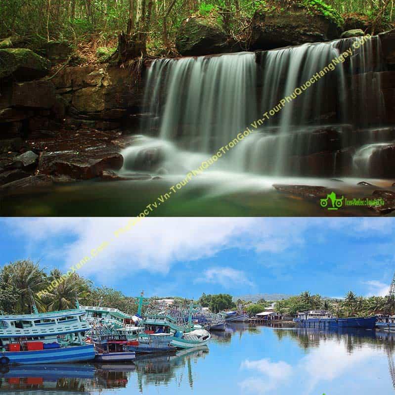 Suối Tranh  Và Làng Chài Hàm Ninh