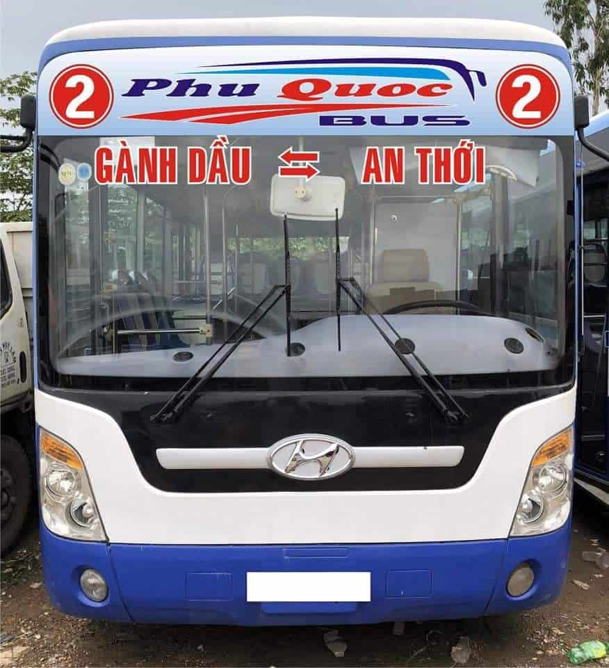 Xe bus Phú Quốc