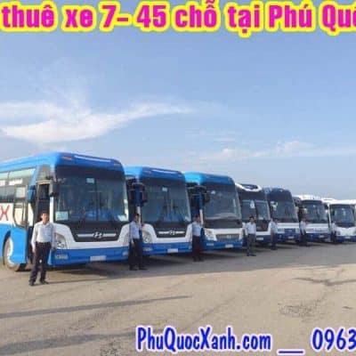 Cho Thuê Xe Tại Phú Quốc Đi Tour Trọn Gói