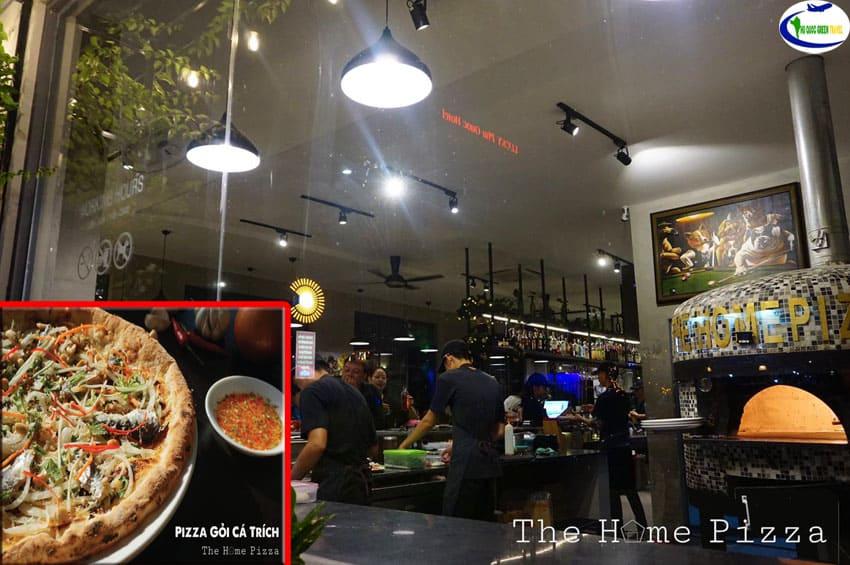 Nhà Hàng pizza Phú Quốc