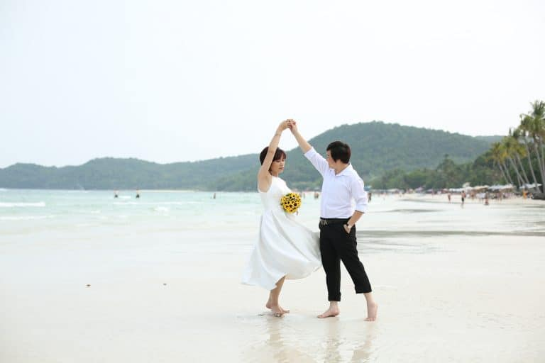 The Best Time To Take Wedding Photos In Phu Quoc
