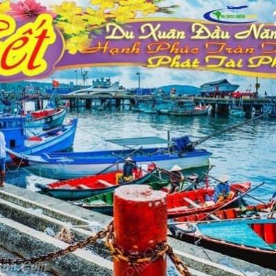 Thuê Tàu Câu Tại Phú Quốc Dịp Tết 2021