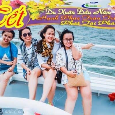 Tour Phú Quốc 4 Ngày 4 Đêm DỊP TẾT khởi hành từ Sài Gòn