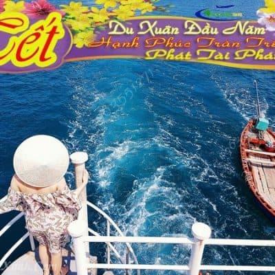 Tour Du Lịch  Phú Quốc 4 Ngày 3 Đêm Tết Âm Lịch 2020