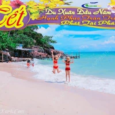 Tour Phú Quốc 3 Ngày 3 Đêm TẾT 2021 Khởi hành từ Sài Gòn